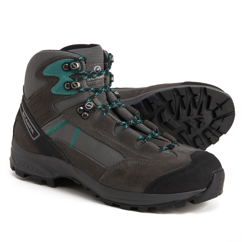 Womens Walking Shoe Scarpa Womens Kailash Lite