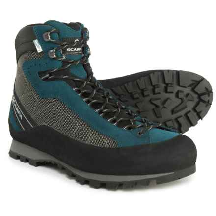 Scarpa Made in Italy Marmolada Trek OutDry® Hiking Boots - Waterproof (For Men) in Shark-Lake Blue - Closeouts