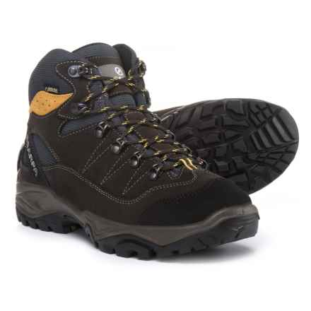 Scarpa Made in Italy Mistral Gore-Tex® Hiking Boots - Waterproof (For Men) in Anthracite/Senape - Closeouts