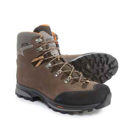 Scarpa Made in Italy Zanskar Gore-Tex® Hiking Boots - Waterproof, Nubuck (For Men) in Dark Brown - Closeouts