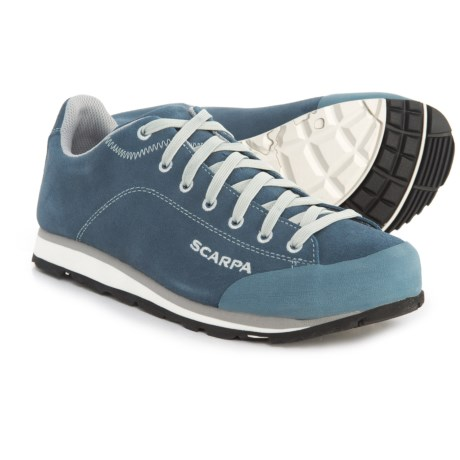 Scarpa Margarita Shoes - Suede (For Women) in Jeans