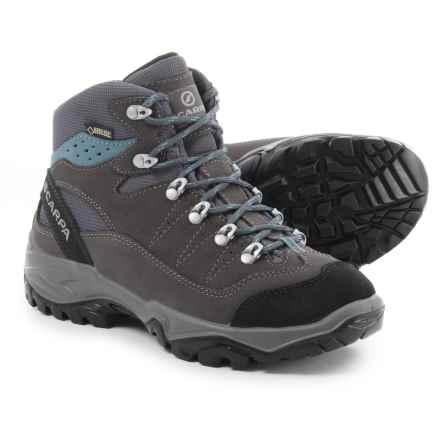 Scarpa Mistral Gore-Tex® Hiking Boots - Waterproof (For Women) in Smoke/Polar - Closeouts
