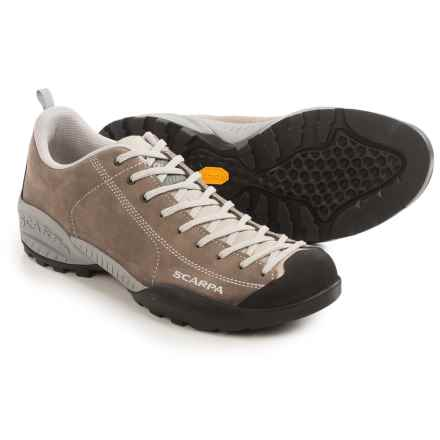 Scarpa Mojito Limited Edition Hiking Shoes - Suede (For Men) in Cigar - Closeouts
