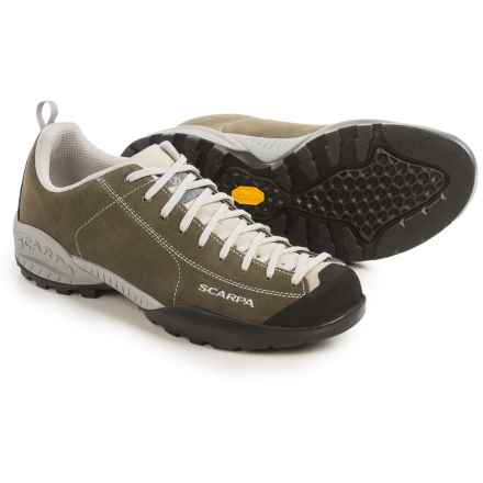 Scarpa Mojito Limited Edition Hiking Shoes - Suede (For Men) in Dark Olive - Closeouts