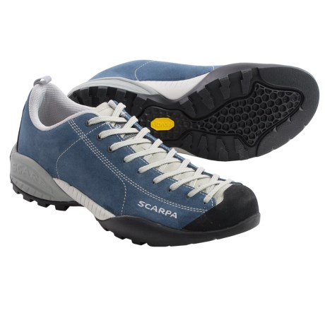 photo: Scarpa Men's Mojito approach shoe
