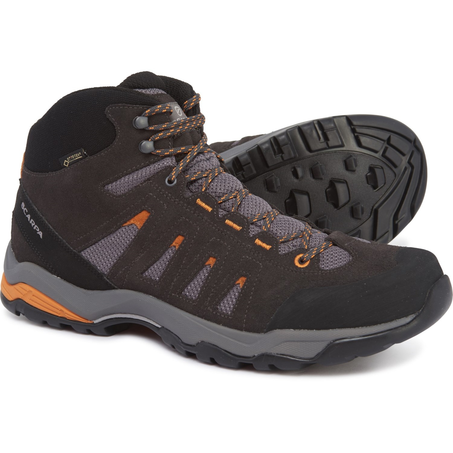 8b56436c634 Scarpa Moraine Mid Gore-Tex® Hiking Boots (For Men) - Save 50%