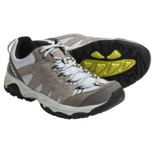 Scarpa Moraine Trail Shoes - Recycled Materials (For Women) in Grey/Mist - Closeouts