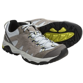 Scarpa Moraine Trail Shoes - Recycled Materials (For Women) in Grey/Mist