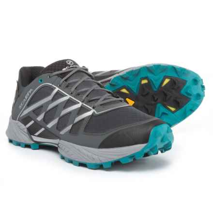 Scarpa Neutron Gore-Tex® Trail Running Shoes - Waterproof (For Men) in Steel Gray - Closeouts
