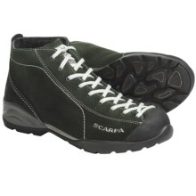 Scarpa Nomos Boots - Suede, Faux-Shearling Lining (For Women) in Pine - Closeouts