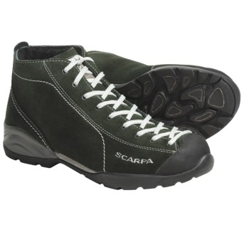 Scarpa Nomos Boots - Suede, Faux-Shearling Lining (For Women) in Pine