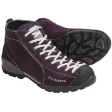 Scarpa Nomos Boots - Suede, Faux-Shearling Lining (For Women) in Purple - Closeouts