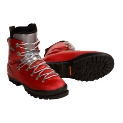 Scarpa Omega Mountaineering Boots - Pebax® (For Men) in Sunset
