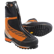 Scarpa Phantom 6000 Mountaineering Boots - Waterproof, Insulated (For Men) in Orange - Closeouts