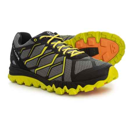 173a37843e9 Scarpa Proton Trail Running Shoes (For Men) in Grey Lime - Closeouts. Quick  View