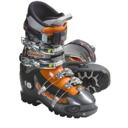 Scarpa Skookum AT Ski Boots (For Men and Women) in Anthracite/Black