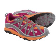 Scarpa Spark Trail Running Shoes (For Women) in Lipgloss/Orange - Closeouts