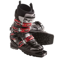 Scarpa T1 Thermo Telemark Ski Boots (For Men and Women) in Black - Closeouts