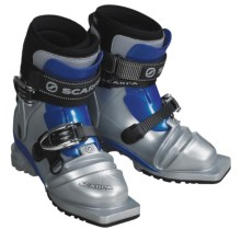 Scarpa T3 Lady Telemark Ski Boots - 75mm (For Women) in Silver - Closeouts