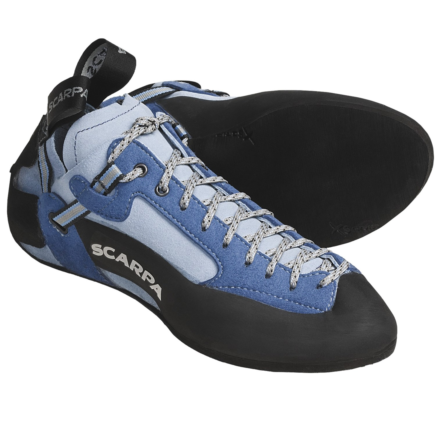 Scarpa Techno Climbing Shoes (For Women) in Arctic
