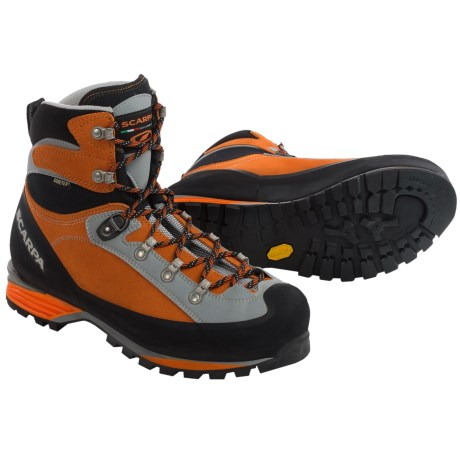 Scarpa Triolet Gore Tex(R) Mountaineering Boots Waterproof (For Men and Women)