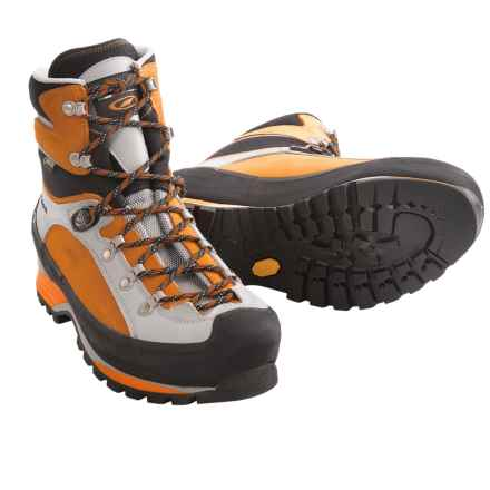 Scarpa Triolet Pro Gore-Tex® Hiking Boots - Waterproof, Suede (For Men) in Orange - Closeouts