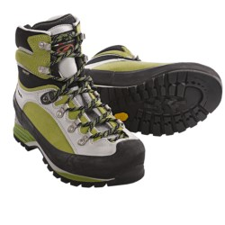 Scarpa Triolet Pro Gore-Tex® Hiking Boots - Waterproof, Suede (For Women) in Kiwi