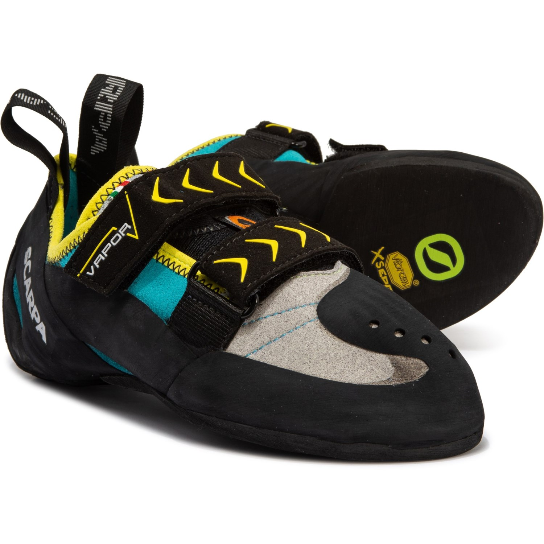 info for 1b0cf 40f1f Scarpa Vapor V Climbing Shoes (For Women) - Save 28%