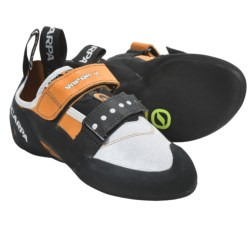 Scarpa Vapor V - XS Grip2 Climbing Shoes (For Men) in Lite Orange