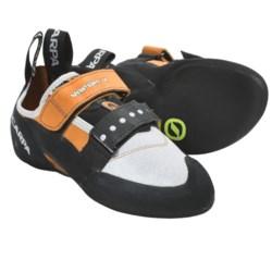 Scarpa Vapor V - XS Grip2 Climbing Shoes (For Men) in Lite Orange