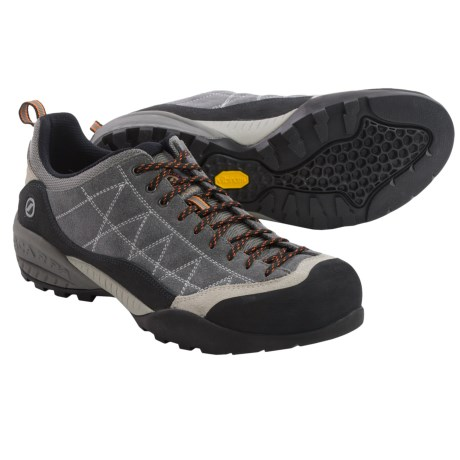 photo: Scarpa Zen approach shoe