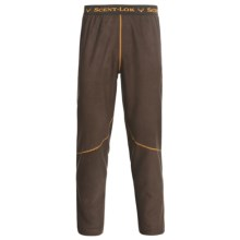 Scent-Lok® BaseSlayers Bottoms - Midweight (For Men) in Bison - Closeouts