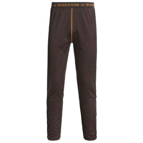 Scent-Lok® BaseSlayers Camo Bottoms- Lightweight (For Men) in Vertigo Tan