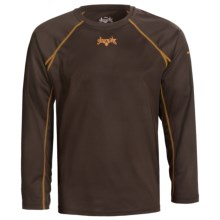 Scent-Lok® BaseSlayers Camo Top - Lightweight, Long Sleeve (For Men) in Bison - Closeouts