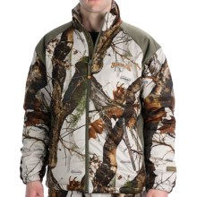 Scent-Lok® Carbon Alloy Hot Shot Jacket - Insulated (For Men) in Vertigo Grey - Closeouts