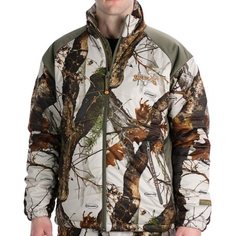 Scent-Lok® Carbon Alloy Hot Shot Jacket - Insulated (For Men) in Vertigo Grey