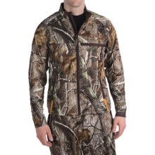 Scent-Lok® Carbon Alloy Savanna Vigilante Jacket (For Big and Tall Men) in Realtree Ap - Closeouts