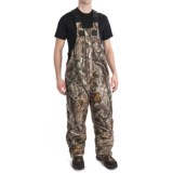 Scent-Lok® Carbon Alloy ThunderTek Cyclone Bib Overalls - Insulated (For Big Men)