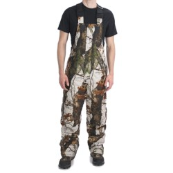 Scent-Lok® Carbon Alloy ThunderTek Cyclone Bib Overalls - Insulated (For Men) in Realtree Ap