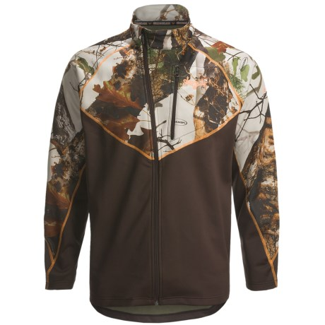 Scent-Lok® ExoCore Sport-Zip Jacket (For Men) in Vertigo Grey