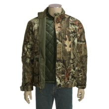 Scent-Lok® Full Season Convertible Jacket - Zip-Out Liner (For Men) in Mossy Oak Infinity - Closeouts