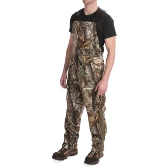 Scent-Lok® Full Season Velocity Carbon Alloy Bib Overalls - 7-Pocket (For Men) in Realtree Ap