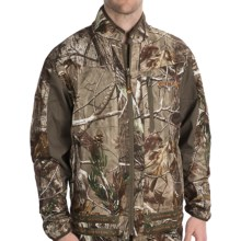 Scent-Lok® Mirage Carbon Alloy Jacket - Lightweight (For Big Men) in Realtree Ap - Closeouts