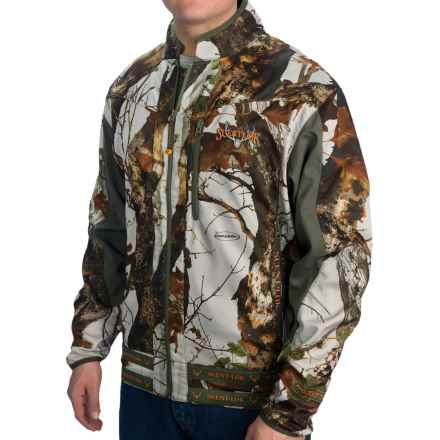 Scent-Lok® Mirage Carbon Alloy Jacket - Lightweight (For Men) in Vertigo Grey - Closeouts