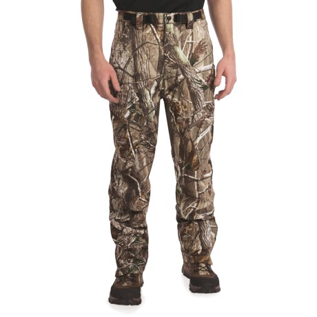 Scent-Lok® Mirage Carbon Alloy Pants - Lightweight (For Men) in Realtree Ap