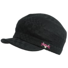 Scent-Lok® Textured Hunting Hat (For Women) in Black - Closeouts