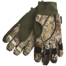 Scent-Lok® ThunderTek Gloves - Waterproof, Insulated (For Men) in Realtree Ap - Closeouts