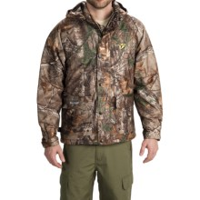 Scentblocker Drencher Jacket - Waterproof, Insulated (For Men) in Realtree Xtra - Closeouts