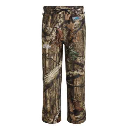 ScentBlocker Drencher Pants - Waterproof (For Big Kids) in Mossy Oak Infinity - Closeouts