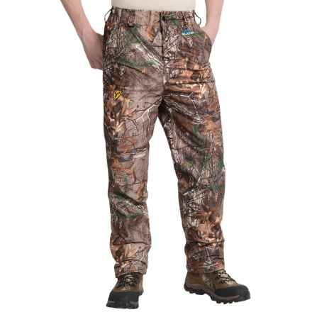 ScentBlocker Drencher Pants - Waterproof, Insulated (For Men) in Realtree Xtra - Closeouts